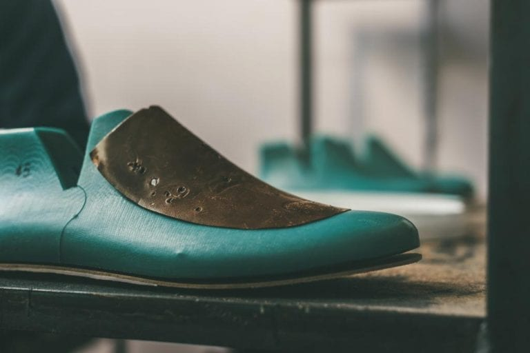 um sapato pelo Brasil
