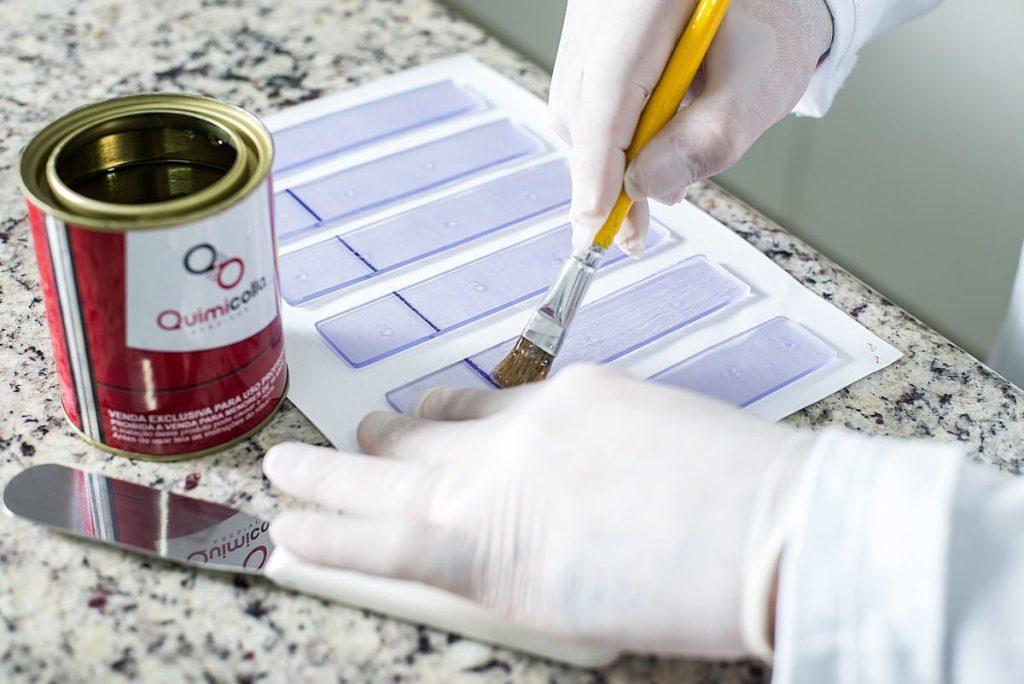 ISO 9001 teste e gerenciamento da produção